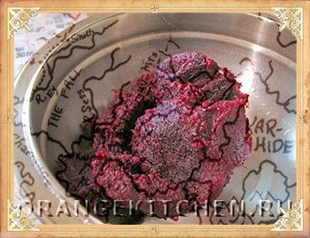 Сладкие шарики из свеклы с черносливом: Фото 4