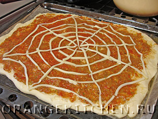 Пицца на Хэллоуин: Фото 10
