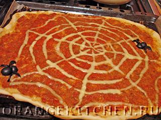 Пицца на Хэллоуин: Фото 12
