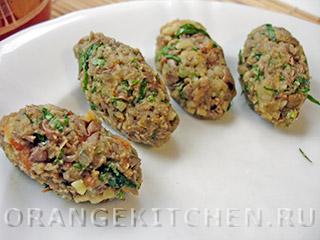 Вегетарианские котлеты из чечевицы: Фото 7