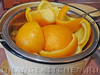Цукаты из апельсиновых корок: Фото 2
