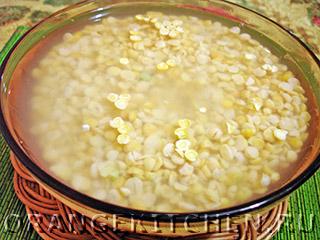 Овощное рагу из тыквы с горохом: Фото 1