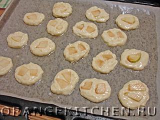 Печенье на сметане с яблоками: Фото 4