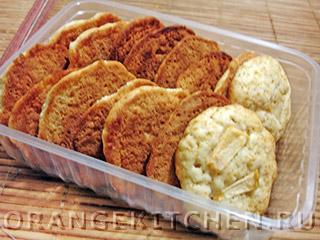 Печенье на сметане с яблоками: Фото 5