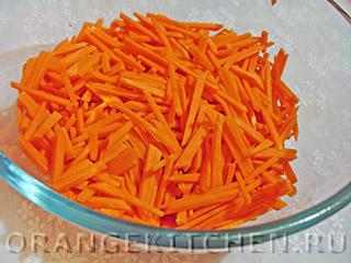 Салат из свежей тыквы: Фото 1