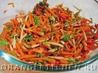 Салат из свежей тыквы: Фото 3