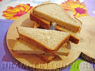 Французские тосты без яиц и молока: Фото 1