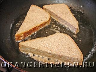 Французские тосты без яиц и молока: Фото 4