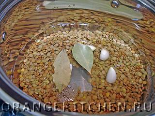 Вегетарианская запеканка из чечевицы: Фото 2