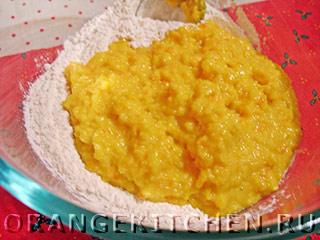 Постное апельсиновое печенье без яиц: Фото 2
