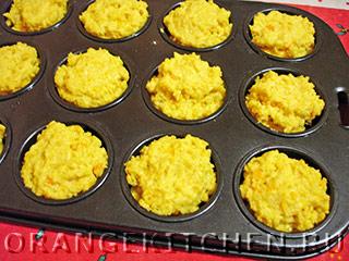 Постное апельсиновое печенье без яиц: Фото 6