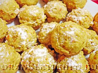 Постное апельсиновое печенье без яиц: Фото 8
