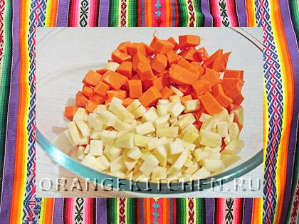 Вегетарианское блюдо чили с фасолью: Фото 1