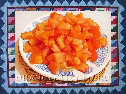 Вегетарианское блюдо чили с фасолью: Фото 5