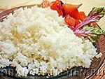 Вегетарианский рецепт рассыпчатого риса