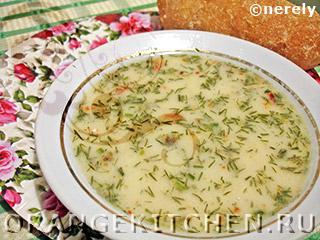 Луковый суп с сыром: Фото 5