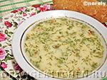 Вегетарианский рецепт лукового супа с сыром