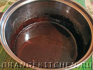 Вегетарианский шоколадный торт без яиц: Фото 10