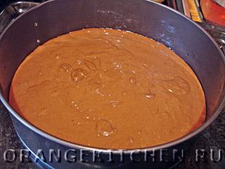 Вегетарианский шоколадный торт без яиц: Фото 4