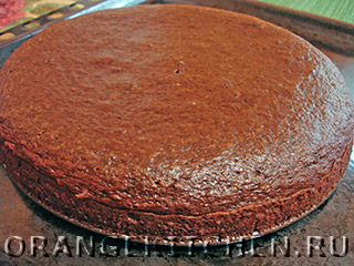 Вегетарианский шоколадный торт без яиц: Фото 5
