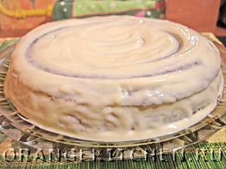 Вегетарианский шоколадный торт без яиц: Фото 8