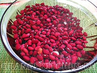 Постное блюдо из красной фасоли: Фото 1