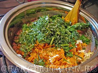 Постное блюдо из красной фасоли: Фото 7