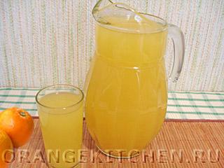 Вегетарианские рецепты с фото: фанта из апельсиновых корок