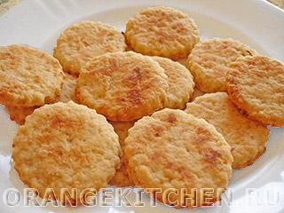 Вегетарианские рецепты с фото: постное лимонное печенье без яиц