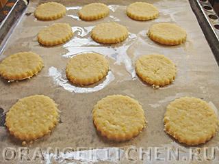 Постное лимонное печенье без яиц: Фото 6