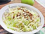 Вегетарианские салаты: салат красоты из овсяных хлопьев