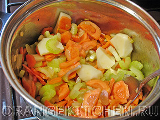 Суп-пюре из картофеля и моркови: Фото 1
