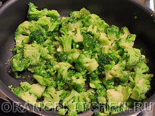 Блюдо из нута с брокколи и лимоном: Фото 2