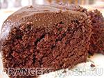 Как испечь шоколадный кекс в мультиварке