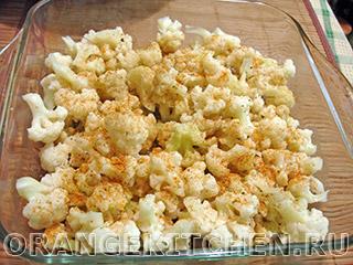 Цветная капуста запеченная с сыром: Фото 5