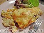 Вегетарианский рецепт цветной капусты с сыром