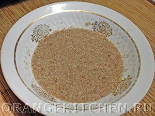 Закрытый пирог с рисом на кефире: Фото 4
