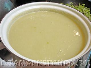 Постный суп-пюре из цветной капусты: Фото 3