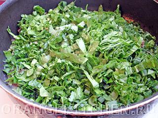 Вегетарианские вареники с зеленью: Фото 2