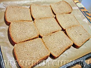 Вегетарианские бутерброды с брокколи: Фото 1