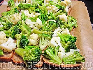 Вегетарианские бутерброды с брокколи: Фото 4