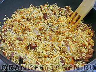 Вегетарианские фаршированные перцы: Фото 4