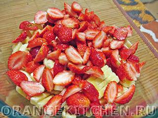 Вегетарианский салат из клубники: Фото 2