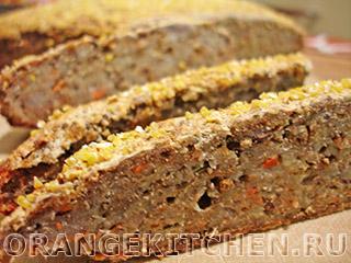 Хлеб из пророщенных зерен