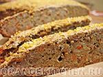 Вегетарианская выпечка без яиц: хлеб из пророщенных зерен