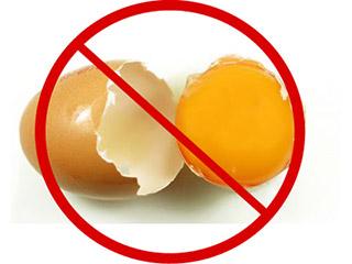 Заменители яиц в вегетарианской кухне