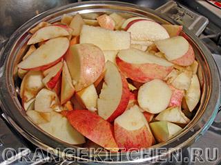 Яблочное пюре(соус): Фото 1