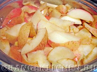 Яблочное пюре(соус): Фото 2