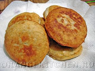 Вегетарианские рецепты с фото: пирожки бомбочки с помидорами