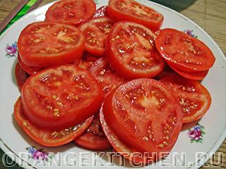 Пирожки бомбочки с помидорами: Фото 4